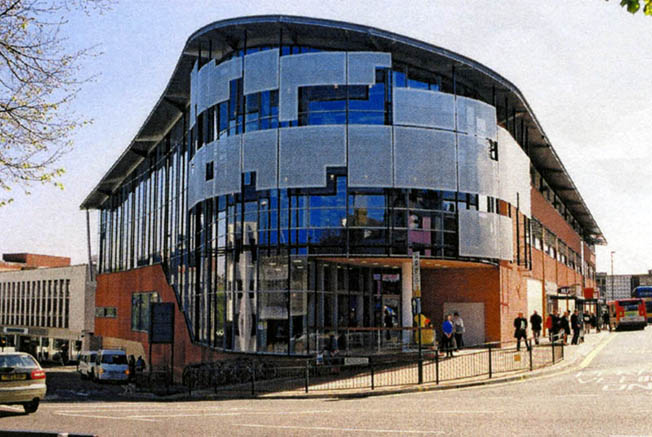 Bournemouth Library 01