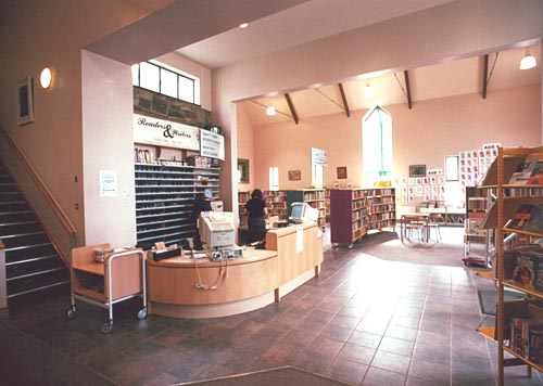 Buncrana Community Library 01