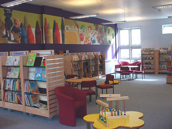 Castle Vale Community and College Library 03