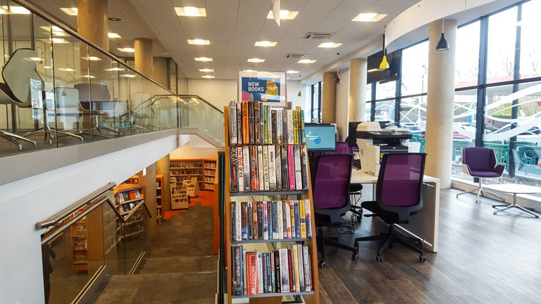 undefinedColliers Wood Library