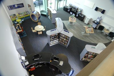Thame Library 02