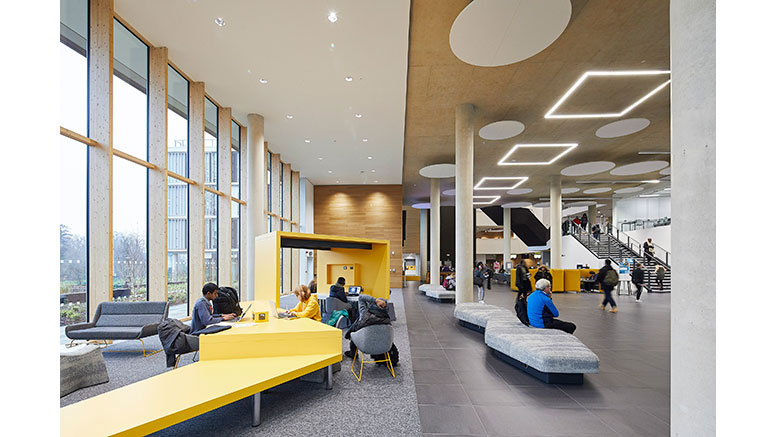 undefinedThe Learning Hub, Waterside Campus