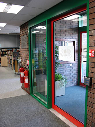Welshpool Library 02